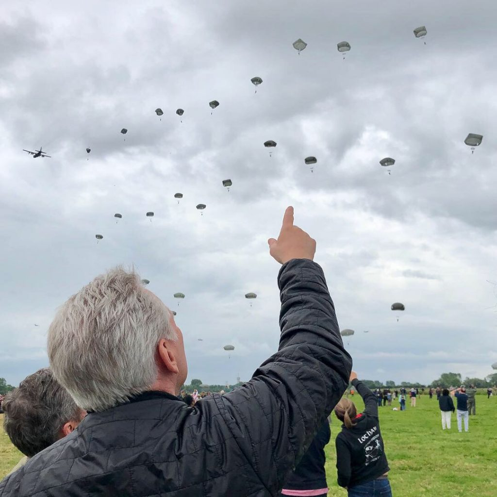 Kevin McCarthy - Paratroopers in Normandy